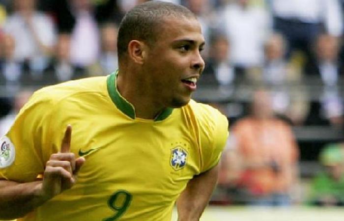 Copa América: Cuando Ronaldo jugó con pañales y 4 datos curiosos