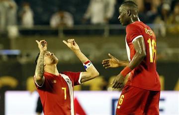 En imágenes: Panamá venció a Bolivia