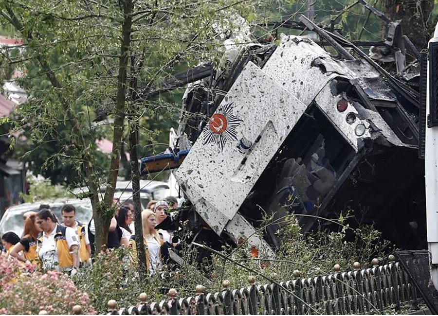 Estambul: Atentado deja al menos 11 muertos y 36 heridos