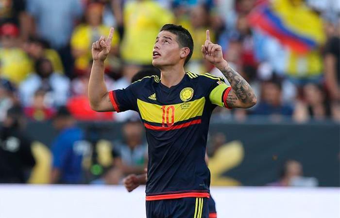 James Rodríguez: el goleador de la 'era Pékerman'