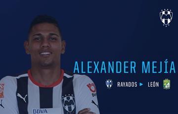Alexander Mejía fue transferido al León de México