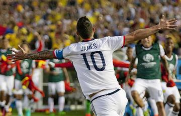 Colombia ganó y clasificó