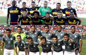 Copa América 2016: alineaciones confirmadas de Colombia y Paraguay