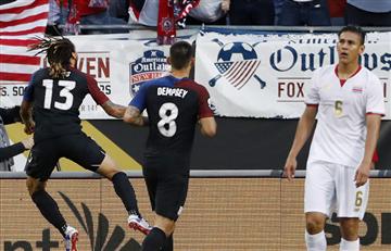 Copa América: USA revive con goleada