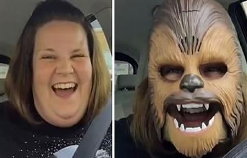 Facebook: Mamá Chewbacca se llenó los bolsillos por su vídeo