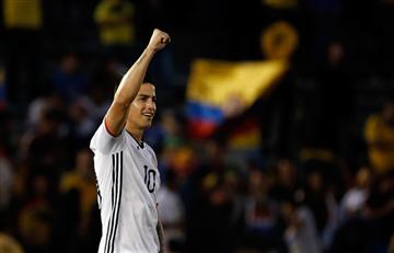 """James Rodriguez: """"Sueño con seguir en el Real Madrid"""""""