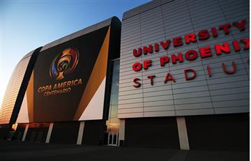 La Copa América tendría única sede