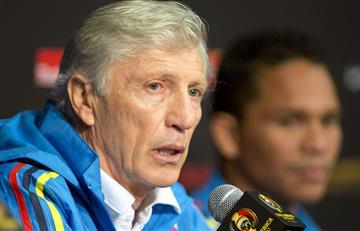 Pékerman asegura que James Rodríguez podría pasar por el quirófano
