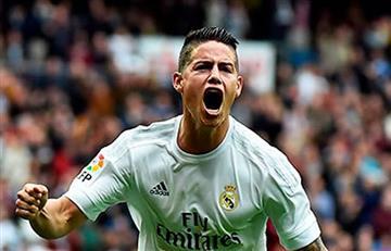 """Real Madrid: """"James no está en venta"""""""