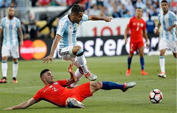 Una lesión deja por fuera al chileno Eugenio Mena