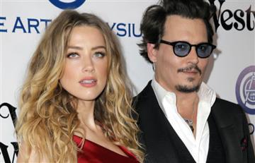 Amber Heard estaría embarazada de Johnny Depp