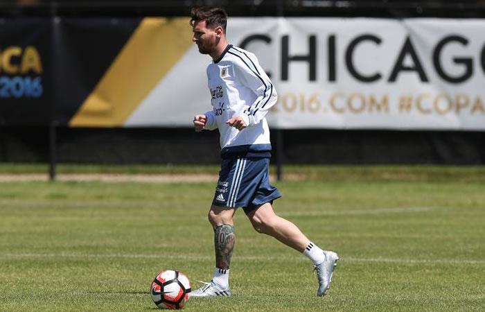 Copa América 2016: Lionel Messi será titular frente a Panamá