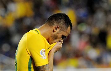 Haití sufre a un Brasil con hambre de gol