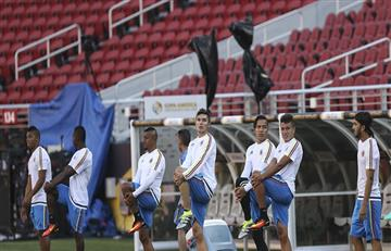 La Selección Colombia aterrizó en Houston