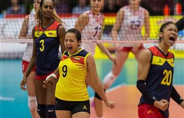 Colombia jugará en Cali el FIVB World Grand Prix