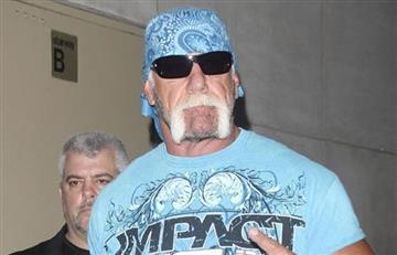 Hulk Hogan quiebra firma que había publicado video con alto contenido sexual