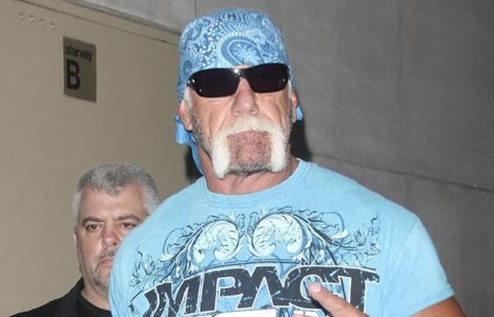 Hogan fue una de las grandes leyendas de la WWE. Foto: EFE