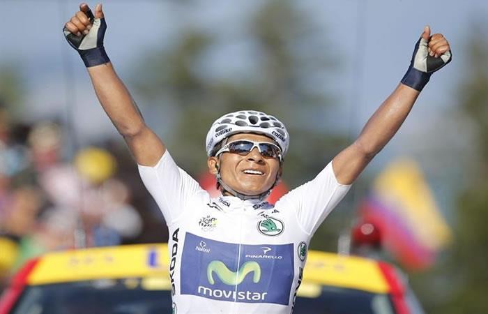 """Nairo Quintana: """"Voy por el Tour, me he preparado y lo quiero ganar"""""""