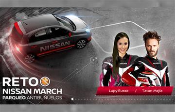 Reto Nissan March: ¿Quiénes son más buñuelos, hombres o mujeres?