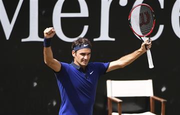 Roger Federer, segundo tenista con más victorias