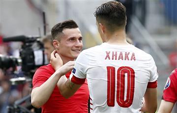Eurocopa: Suiza cumple con el trámite