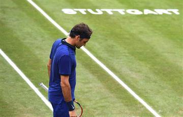 Federer y Del Potro eliminados de Stuttgart