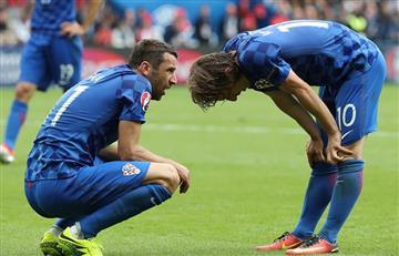 Eurocopa 2016: el padre de Darijo Srna murió mientras el jugaba
