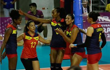 FIVB Grand Prix de voleibol: Colombia cerca de clasificar a fase final del torneo