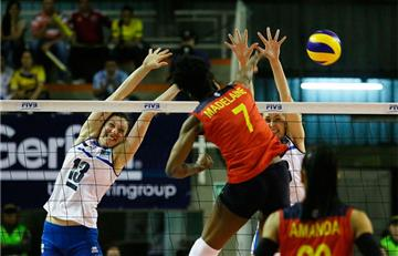 Colombia clasifica al Final Four del Grand Prix de Voleibol