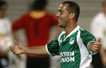 Máyer Candelo quiere regresar al Deportivo Cali