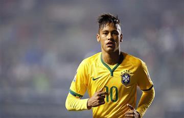 Neymar defiende a su selección luego de ser eliminada