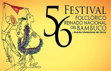 Programación del Festival Folclórico y Reinado Nacional del Bambuco 2016