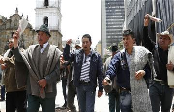 Termina el Paro Agrario en Colombia