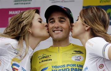 Vuelta a Colombia: Óscar Sevilla gana primera etapa