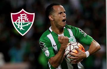 Atlético Nacional: Fluminense quiere a Alejandro Guerra