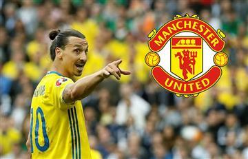 Ibrahimovic a un paso del Manchester United