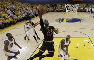 NBA: LeBron asume la remontada