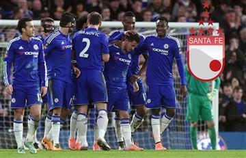 Santa fe ficha a un jugador del Chelsea