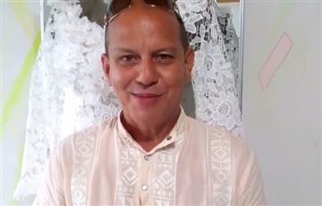 VIDEO: Mensaje de diseñador colombiano antes de morir