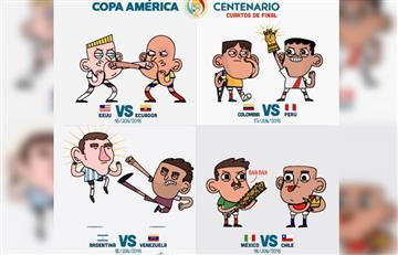 Copa América Centenario: Esto es lo que debe saber de los cuartos de final