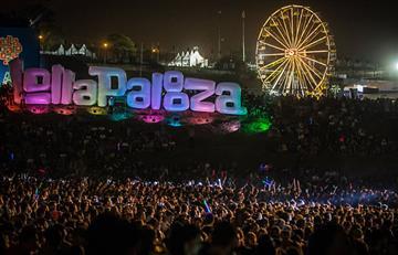 Lollapalooza: Este es el line up del concierto