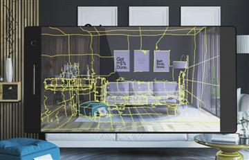 Primer celular con tecnología de realidad aumentada de Google