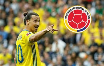 Selección Colombia: Ibrahimovic enfrentará a la 'ticolor' en Río 2016