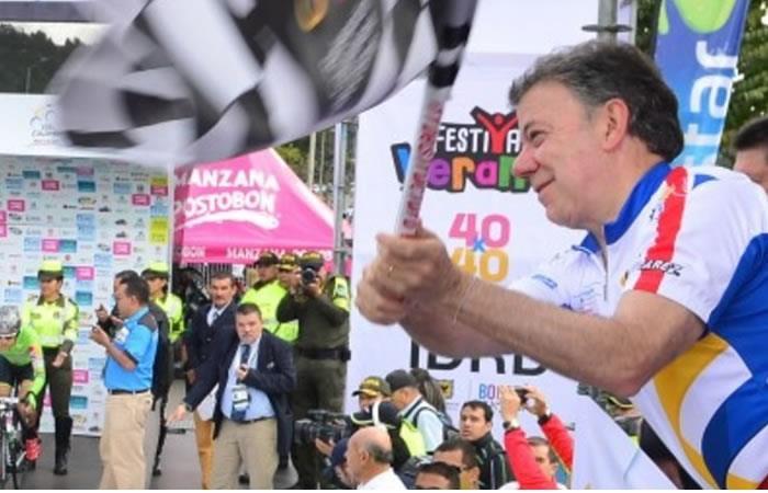 Vuelta a Colombia: Fabio Montenegro gana segunda etapa