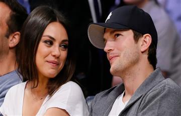 Ashton Kutcher y Mila Kunis padres por segunda vez