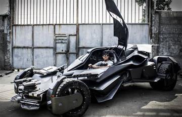 Batman no ha podido ingresar a Colombia su Batimóvil