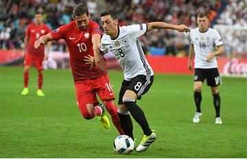Eurocopa: Alemania y Polonia empataron