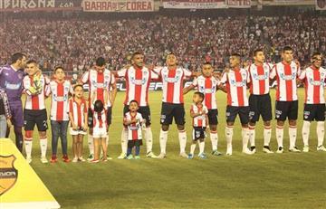 Junior dio ventaja en la primera final ante el Medellín