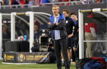 """Jürgen Klinsmann: """"Va a ser un partido para comerse las uñas"""""""