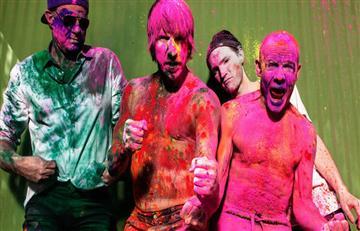 Los Red Hot Chili Peppers regresan a escena
